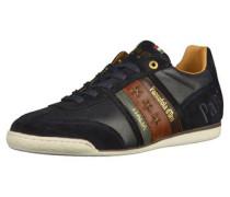 Sneaker dunkelblau / braun / dunkelbraun / petrol / weiß