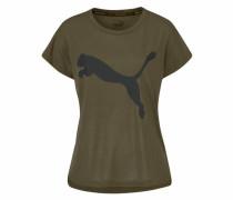 T-Shirt 'urban Sports Trend TEE W' oliv