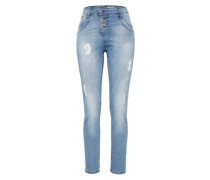 'trousers/boyfriend' Loosefit Jeans blue denim