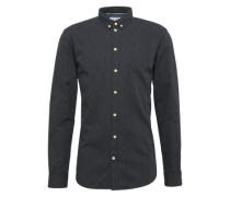 Hemd 'Miro long sleeved' navy