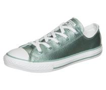 Chuck Taylor All Star OX Sneaker für Kinder pastellgrün / weiß