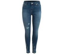 Jeans Tight Fit blau