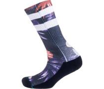 ein Paar Socken blau