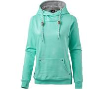 Sweatshirt grau / mint