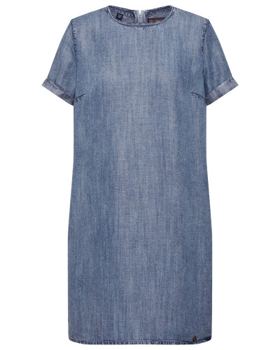 Kleider 'shay TEE Dress' blau