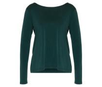 Shirt aus Cupro 'Dahlia' grün