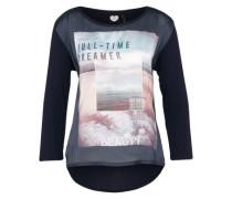 Shirt 'fulltime Dreamer' navy / mischfarben
