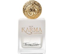 'Eau de Karma Happiness' Eau de Parfum gold / transparent