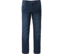 Jeans 'nitbina' Regular Fit blue denim