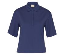 Polohemd 'sflancia' violettblau