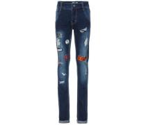 Jeans nitacool xslim blau