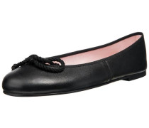 Coton Ballerinas schwarz