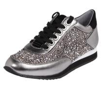 Fashion-Sneaker 'Lemmy' silber