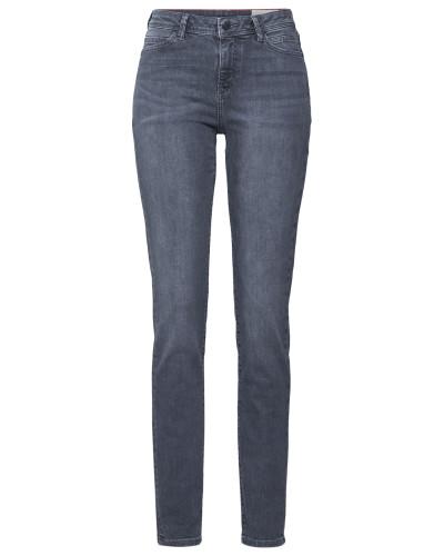 Jeans 'rcs MR Slim Pants denim' grey denim