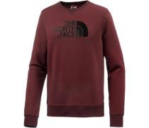 Sweatshirt 'Drew Peak Crew' dunkelrot