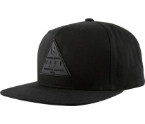 X Cap Black/Black schwarz