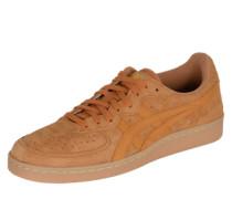 Sneaker 'gsm' cognac / dunkelorange
