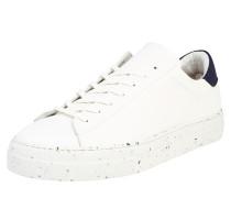 Sneaker 'logic' weiß / marine