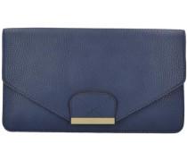 Faith Clutch 28 cm blau