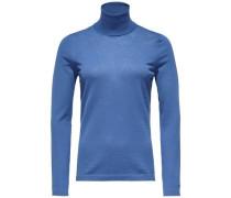 Pullover »Guvera Roll-Nk Swtr« blau
