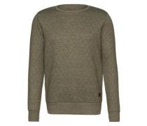Sweatshirt 'People' grün