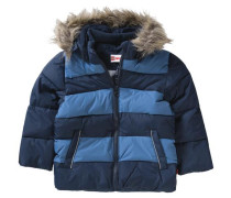 Winterjacke Jaxon für Jungen blau / himmelblau