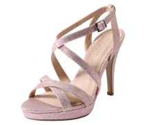 High Heel-Sandalette 'Tracing' rosé