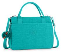 Basic Caralisa Handtasche 34 cm blau