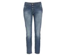 Boyfriend-Jeans 'p78A' blue denim