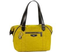 Handtasche City Art S KC gelb