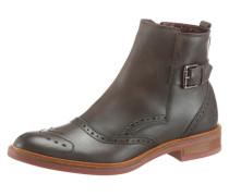 MOP-Boots grau