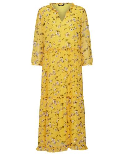 Kleid 'hannah' gelb