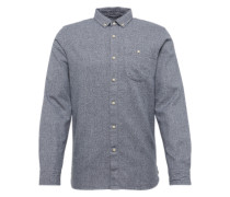 Casual-Hemd mit Button-Down-Kragen