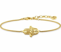 Armband 'Fatima´s Hand' gold
