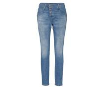 'Boyfriend' Loose Fit Jeans blue denim