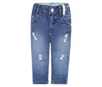 KANZ Kanz Jeans im Used-Look Jungen Baby blau