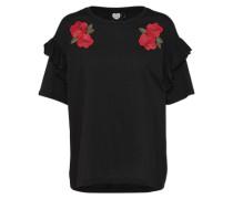 T-shirt 'Rosamond' schwarz