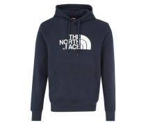 Sweater mit Label-Stickerei