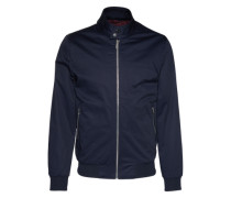 Jacke im Harrington-Stil 'Lux' navy