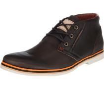 Freizeit Schuhe dunkelbraun