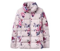 Jacke 'florian' blau / pink / rosa