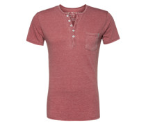 T-Shirt 'T Mike button' rot