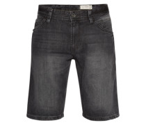 Shorts 'atwood regular denim bermuda' black denim