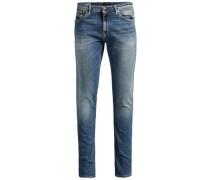 Glenn Felix BL 651 Slim Fit Jeans blau
