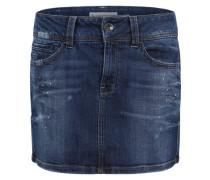 Jeansrock 'Midge' blau