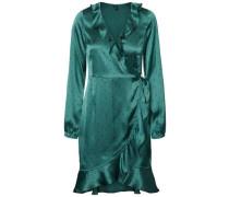 Kleid 'Henna Punkt' grün