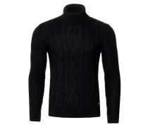 Pullover mit stilvollem Rollkragen