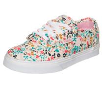 Atwood Low Floral Sneaker Kinder beige