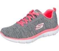 Flex Appeal 2.0 Sneakers grau / pink