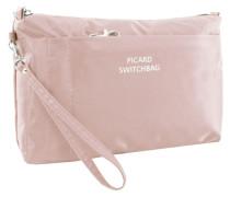 Switchbag Täschchen 26 cm altrosa